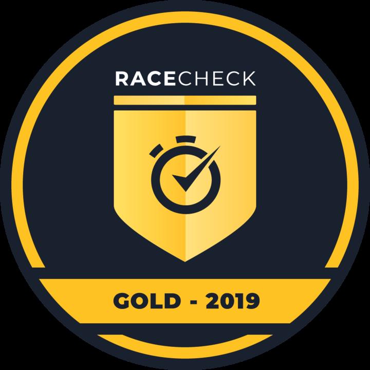 Racecheck Badge Award